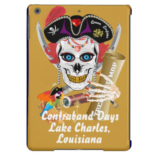 Pirate Queen iPad Air CMate Plus View About Design iPad Air Covers