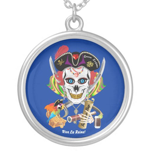 Pirate Queen Lafitte All Styles View Hints Pendants