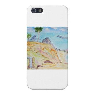 Pirate s Cove-Corona del Mar CA iPhone 5 Cover