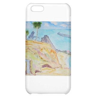 Pirate s Cove-Corona del Mar CA Case For iPhone 5C