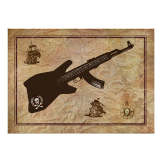 Pirate s Song Print