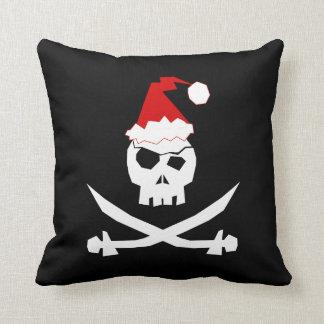 Pirate Santa Cushion