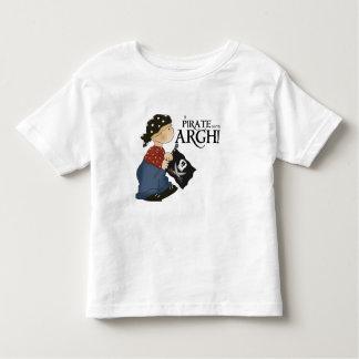 Pirate says ARGH T Shirt