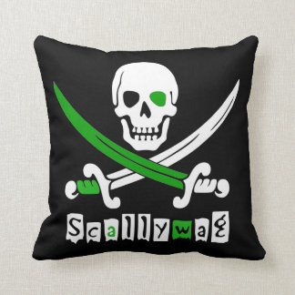 Pirate Scallywag Cushion
