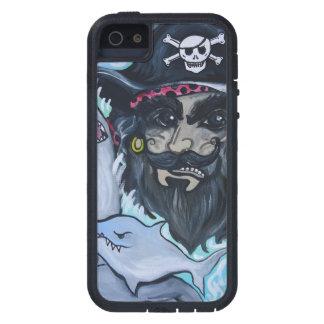 Pirate Shark Tank Tough Xtreme iPhone 5 Case