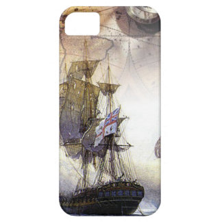 Pirate Ship Barely There iPhone 5 Case