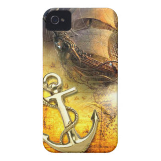Pirate Ship Case-Mate iPhone 4 Case
