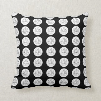 Pirate Ship. Cushion