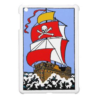 Pirate Ship iPad Mini Cover