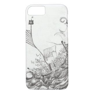 Pirate Ship iPhone 7 Case