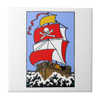 Pirate Ship Tile