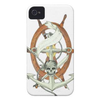 Pirate Sigil iPhone 4 Case-Mate Case