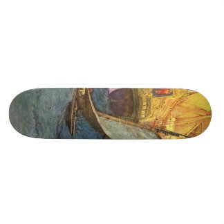Pirate Skateboard