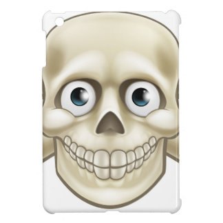 Pirate Skull and Crossbones Cartoon iPad Mini Case