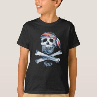 Pirate Skull and Crossbones T-Shirt