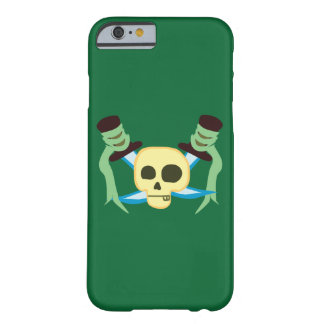 Pirate Skull and Swords iPhone 6/6s Case