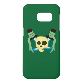 Pirate Skull and Swords SG7 Case