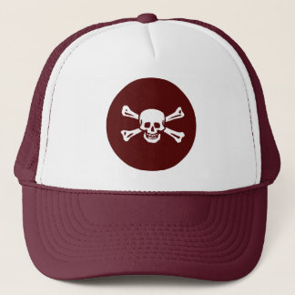 Pirate Skull Baseball Cap