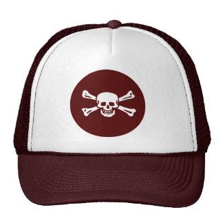 Pirate Skull Baseball Cap
