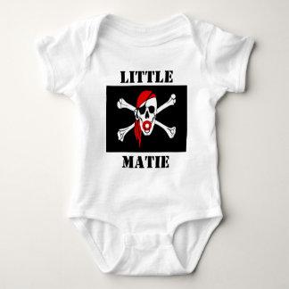 Pirate Skull & Cross Bone Baby Bodysuit