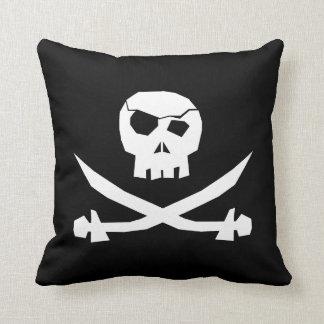 + Pirate Skull + Cushion