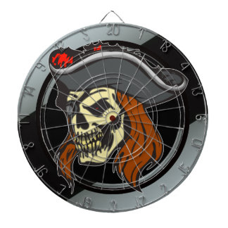 Pirate Skull Dartboard