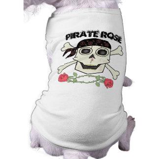Pirate Skull Dog Shirt