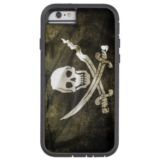 Pirate Skull in Cross Swords Tough Xtreme iPhone 6 Case
