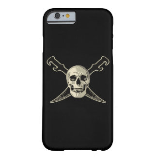Pirate (Skull) - iPhone 6/6s, Barely There Barely There iPhone 6 Case