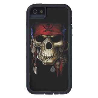 Pirate Skull Tough Xtreme iPhone 5 Case