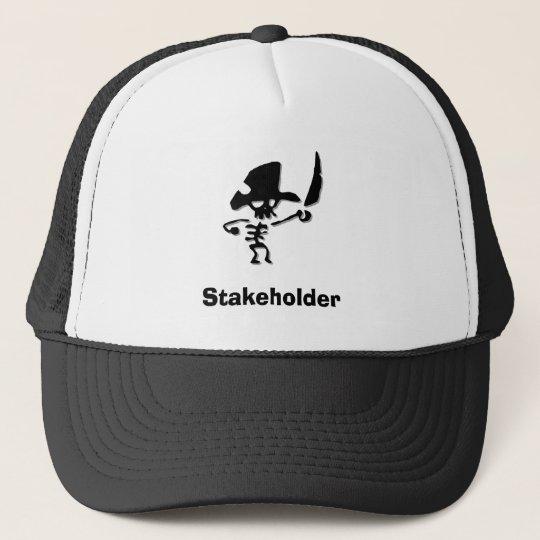 Pirate Stakeholder Cap