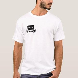 Pirate Tape logo - Customized T-Shirt