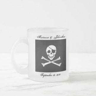 Pirate Wedding Souvenir Keepsake Mug
