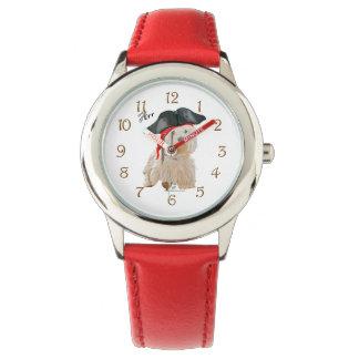 Pirate Westie Watches