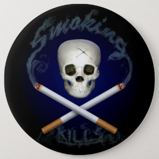 Pirate With A Cause 6 Cm Round Badge