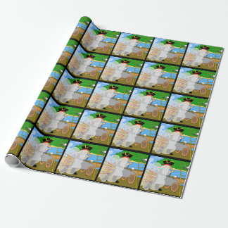 Pirate Wrapping Paper by DAL