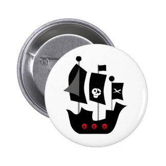 PirateAd4 6 Cm Round Badge