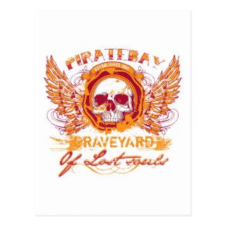 PirateBay Graveyard Of Lost Souls Post Card