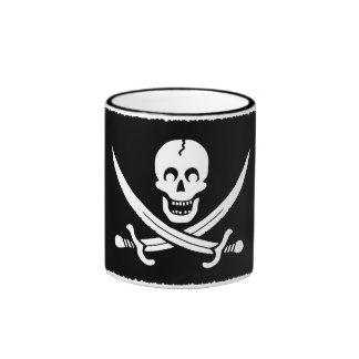 PirateLife,Mug Ringer Mug