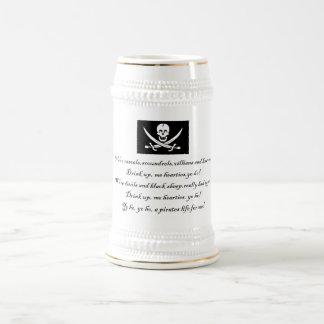 PirateLife,Stein Beer Steins
