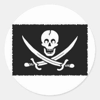 PirateLife,Sticker Round Sticker