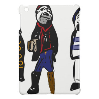 Pirates ahoy! iPad mini case