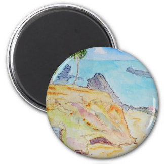 Pirate's Cove-Corona del Mar, CA Magnet