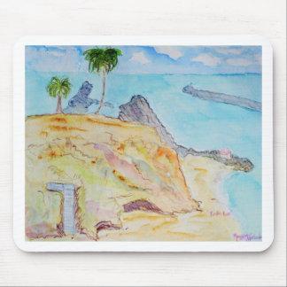 Pirate's Cove-Corona del Mar, CA Mouse Pad