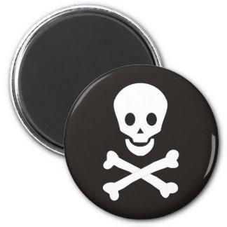 pirates flag magnet