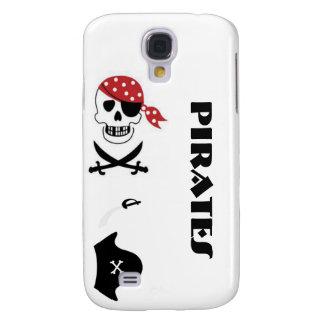 Pirates Galaxy S4 Case