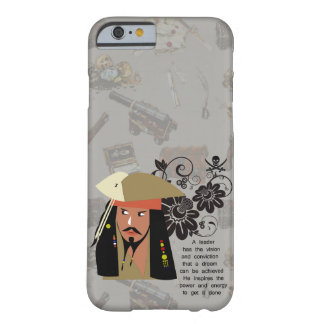 Pirates Inspiration Barely There iPhone 6 Case