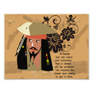 Pirates Inspiration Photo Print