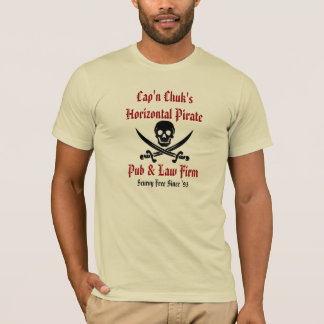 Pirates & Lawyers -- Same thing?? T-Shirt