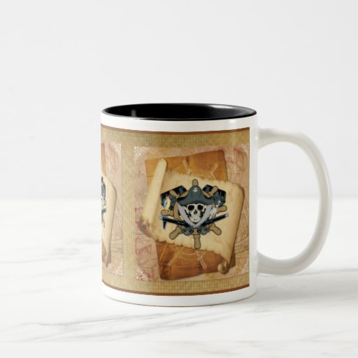Pirates Life For Me Coffee Mug